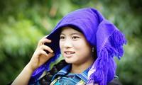 La belleza de las mujeres étnicas en Lao Cai