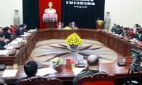 Urgen a provincia de Ninh Binh a potenciar sus ventajas en desarrollo económico