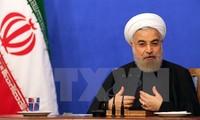 Irán aboga por paz y relaciones amistosas con países al inicio del festejo primaveral Nowruz