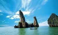 Archipiélago de Hai Tac, nuevo destino atractivo para turistas