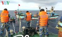 Vietnam llama a cooperación regional en la protección de pescadores