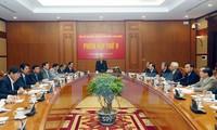 Vietnam intensifica la lucha anticorrupción