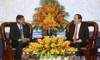 Vietnam  y Camboya consolidan cooperación en seguridad