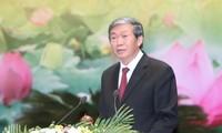Clausurada conferencia sobre la Resolución del XII Congreso Partidista de Vietnam