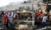 Doble atentado suicida contra Bagdad