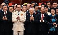 Nuevos dirigentes vietnamitas reciben congratulaciones extranjeras