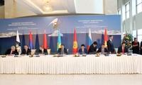 Cámara Alta de Rusia aprueba TLC entre Unión Económica Euroasiática y Vietnam