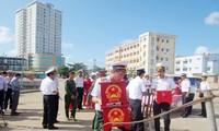 Provincia de Ba Ria Vung Tau celebra votación anticipada en territorio marítimo