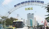 Se reporta gran affluencia de turistas en varias localidades en los días festivos
