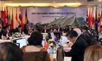 ASEAN y socios debaten medidas de cooperación para impulsar la integración