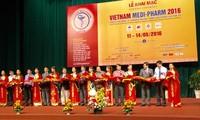 Más de 350 empresas participan en la Exposición Internacional de Medicina de Vietnam