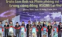 Inaugurada exposición sobre la Comunidad de ASEAN en Quang Ninh