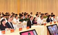 Valoran práctico el estudio y seguimiento del ejemplo moral de Ho Chi Minh