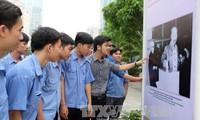 Exposiciones en conmemoración a los 126 años del natalicio del presidente Ho Chi Minh
