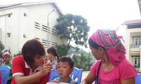 Nguyen Thi Hien, una maestra dedicada a labores de caridad