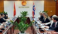 Celebran VIII Consulta Política Vietnam-Noruega