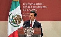 Inaugurado trigésimo sexto período de sesiones de CEPAL en México