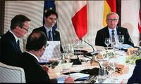 Cumbre del G7 busca solucionar retos globales