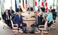 Líderes del G7 logran consenso sobre medidas financieras para el crecimiento global