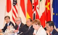 Fortalecen posición vietnamita ante cuestiones globales de interés común