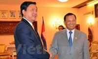 Profundizan cooperación entre localidades de Vietnam y Cambodia