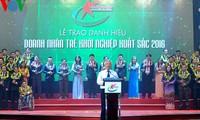 Honran a 100 empresarios emprendedores jóvenes de Vietnam