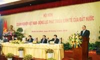 Estado vietnamita facilita el pleno desarrollo del sector empresarial