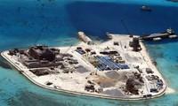 Comunidad internacional rechaza militarización de China en el Mar del Este