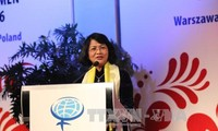 Vietnam participa en 26 Cumbre Global de Mujeres