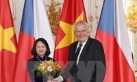 República Checa apoya pronta firma de TLC Vietnam-Unión Europea