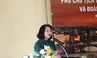 Comunidad vietnamita se integra activamente en la sociedad checa