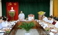 Llama vicepremier vietnamita a localidad septentrional promover inversión pública