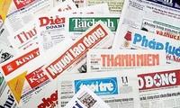 Ley de prensa, marco legal para desarrollo de prensa revolucionaria vietnamita