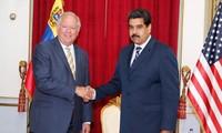 Venezuela y Estados Unidos apuestan por descongelar relaciones