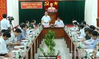 Presidente vietnamita exhorta a Phu Yen a optimizar potencialidades para su desarrollo
