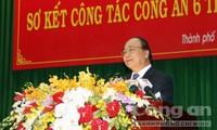 Vietnam consolida la seguridad y orden social para el desarrollo socioeconómico