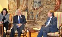 Consolidan lazos de cooperación entre órganos legislativos vietnamita y belgas