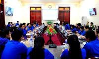 Vietnam por promover imagen de líderes ejemplares de la juventud