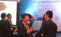 Favorecen inversión de empresas vietnamitas en mercado japonés