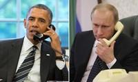 Ucrania, Nagorno Karabaj y Siria centran diálogo presidencial Rusia-Estados Unidos