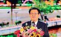 Inaugurado Foro de Cooperación económica del Delta del Mekong 2016