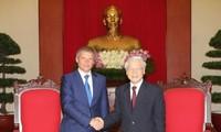 Llama Vietnam al apoyo de Rumanía sobre postura respecto a asuntos del Mar Oriental