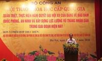 Consolidan eficiencia de la Resolución del XII Congreso Partidista en la vida cotidiana