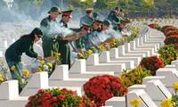 Vietnam plantea actividades de gratitud a inválidos y mártires de guerra
