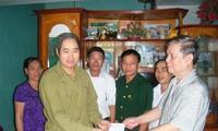 Celebran en Vietnam actividades para rendir homenaje a personas con méritos revolucionarios