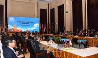 Conferencia de Cancilleres de la Asean persistente en mantener el papel central del bloque