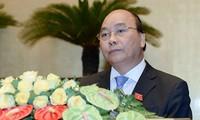 Parlamento vietnamita ratifica designación de miembros del gabinete