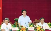 Piden más avances en el desarrollo socioeconómico de provincia centro vietnamita