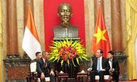 Vietnam e Indonesia abogan por intensificar cooperación militar