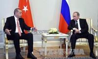 Relaciones Rusia-Turquía superan etapa de altibajos
